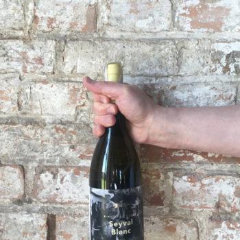 Wino Winnica Silesian Seyval Blanc 2018