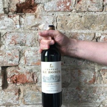 Wino Château Le Boscq Cru Bourgeois 2014