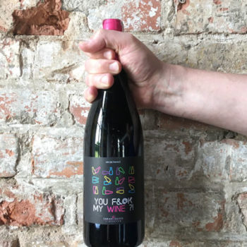 Wino Mas del Périé You Fuck My Wine?! 2019