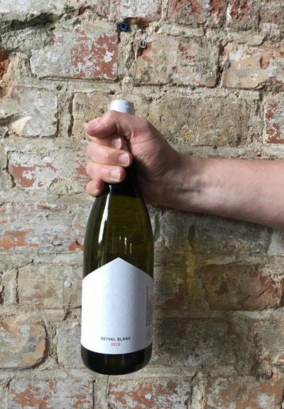 Wino Winnica Turnau Seyval Blanc 2019