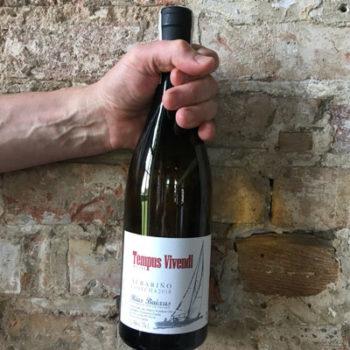 Wino Alberto Nanclares Tempus Vivendi 2018