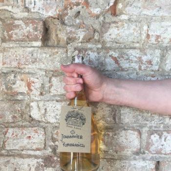 Wino Winnica Dworu Sanna Pét-Nat Pomarańczowy 2018