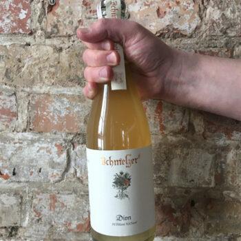 Wino Schmeltzer's Weingut Gols Pét Nat Dion 2019