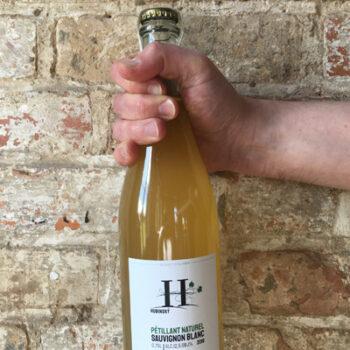 Wino Víno Hubinský Sauvignon Blanc Pét-Nat 2019