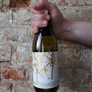 Wino Matthiasson Linda Vista Vineyard Chardonnay 2017