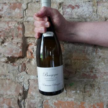 Wino Domaine Étienne Sauzet Bourgogne Blanc 2016