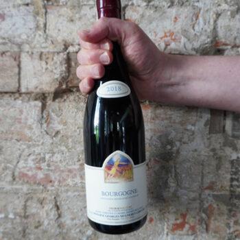 Wino Domaine Mugneret-Gibourg Bourgogne Rouge 2018