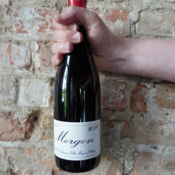 Wino Domaine Lapierre Morgon 2019
