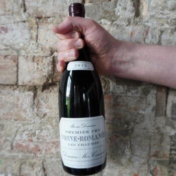 Wino Domaine Méo-Camuzet Vosne-Romanée 1er Cru les Chaumes 2015