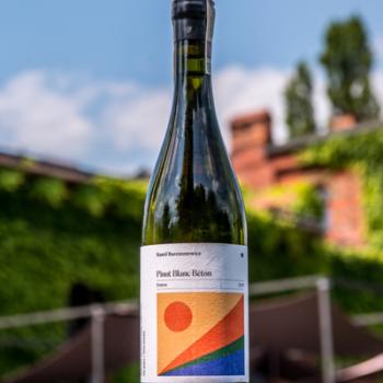 Wino Kamil Barczentewicz Pinot Blanc Beton 2019
