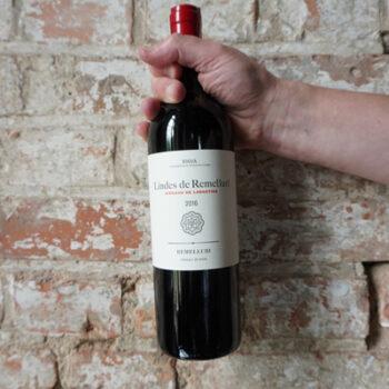 Wino Remelluri Rioja Lindes de Remelluri Viñedos de Labastida 2016
