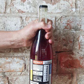 Wino Winnica Moderna Pét Nat 2020